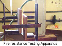 Fire Resistance Testing