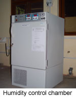 Humidity Control Chamber